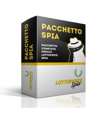 Aggiornamento LottoPerTe Spia - Gennaio 2018