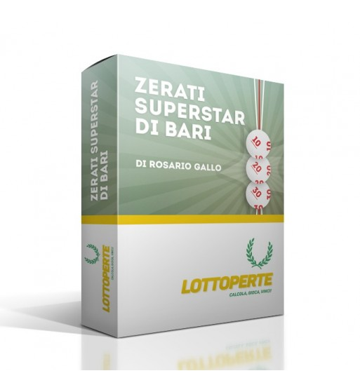 Zerati SuperStar di Bari
