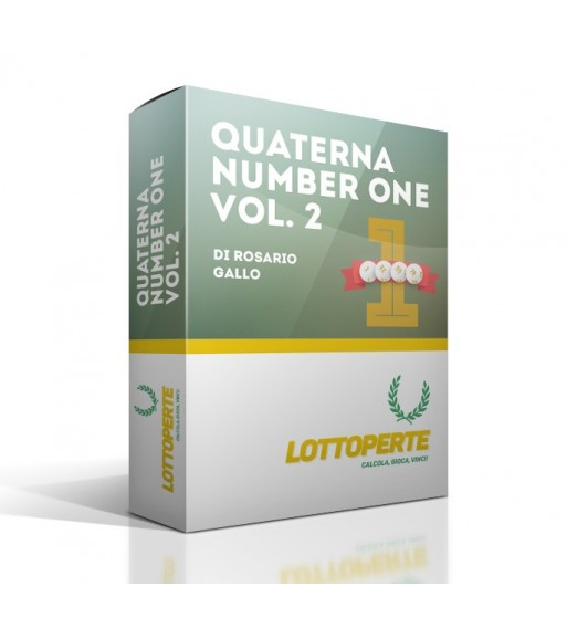 Quaterna Number One Vol.2