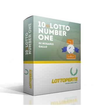 10 & Lotto Number One