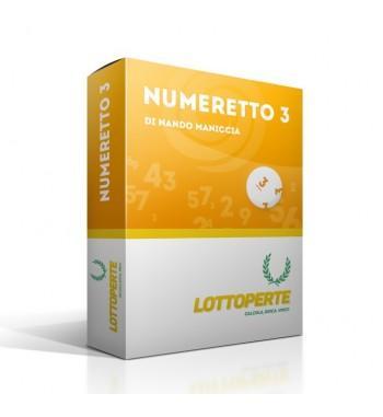 Numeretto 3