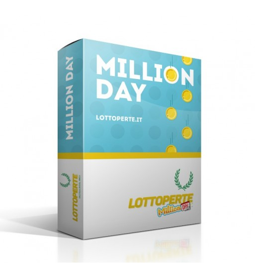 LottoPerTe Million Day