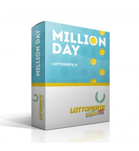 LottoPerTe Million Day