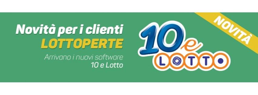 Lottoperte - Programmi per 10 e lotto